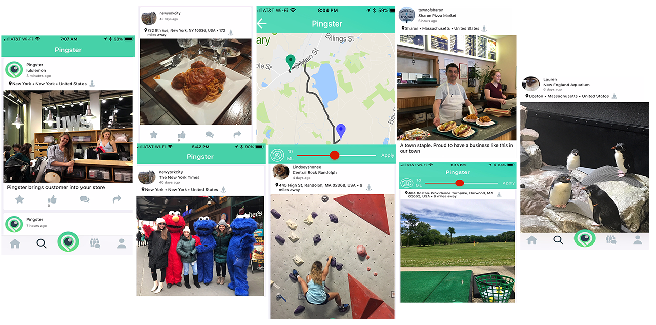 Pingster-combines-features-Instagram-googlemaps