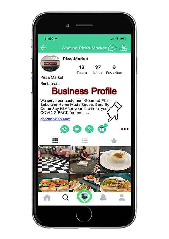 Pingster Business Profile